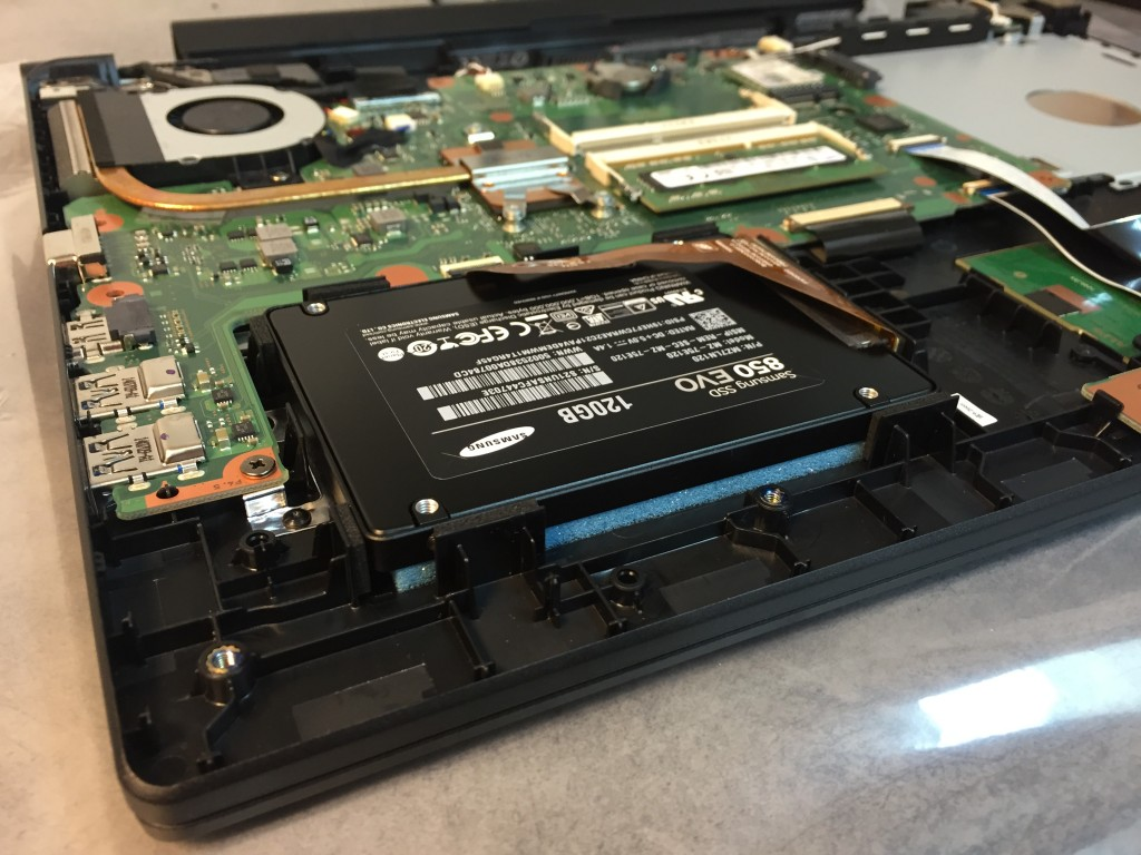 SSD 250Go